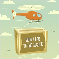 How to Stop Worrying and Avoid Helicopter Parenting: Don't Do These 6 Things