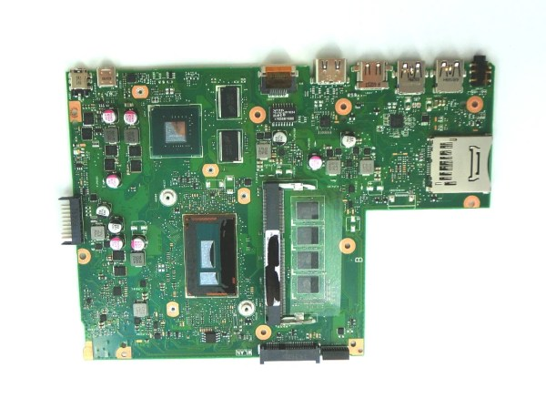 Asus X540lj Motherboard With I3 Cpu
