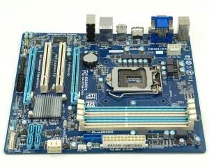 Gigabyte GAB75MD3H B75MD3H motherboard LGA1155 ATX