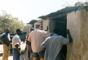 Chicken Project, near Bulawayo, Zimbabwe
