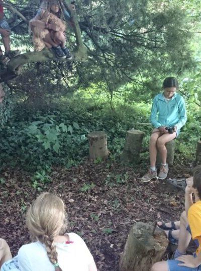 Philosophical adventure camp, Hoepertingen, Belgium