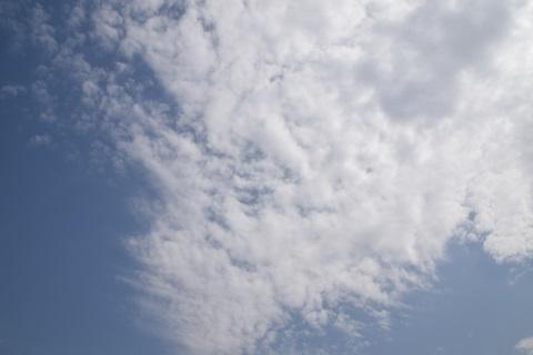 空と雲を撮ってみた