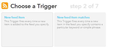 STEP2_Trigger の選択
