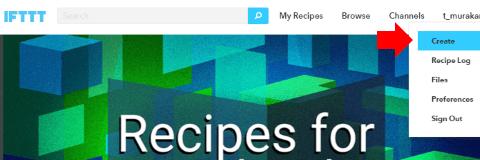 STEP1_新しいレシピを作る