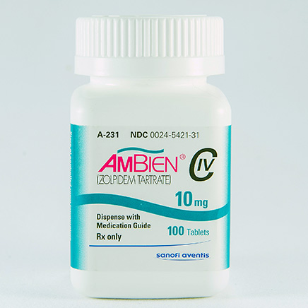 AMBIEN Dosage & Rx Info | Uses Side Effects