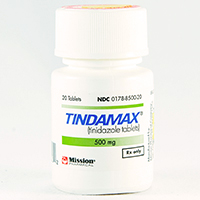 TINDAMAX Dosage & Rx Info | Uses Side Effects