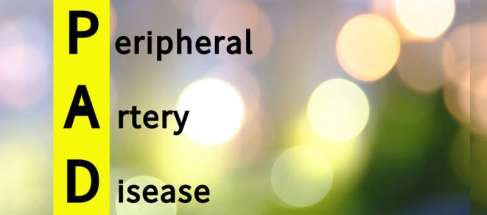 Image result for peripheral artery disease