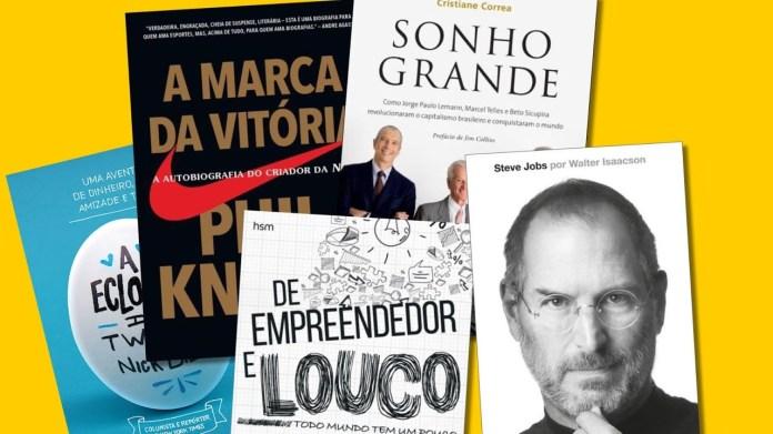 livros para empreendedores iniciantes