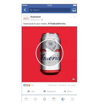 anuncio de video