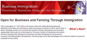 MB Business Immigration