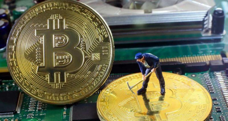 Resultado de imagem para Mineração bitcoin