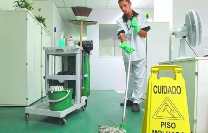 AUXILIAR DE SERVIÇOS GERAIS, AJUDANTE DE COZINHA, SUPERVISORA DE LIMPEZA - R$ 1432,00 + INSALUBRIDADE - HOSPITALAR - RIO DE JANEIRO