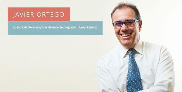 Javier Ortego, cursos de formación para negociadores