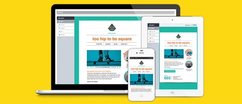 Diseño responsive para Email Marketing