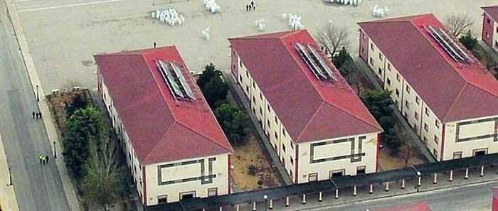 Academia Guardia Civil Baeza, Jaén