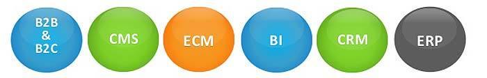 Diferencias de software de gestión