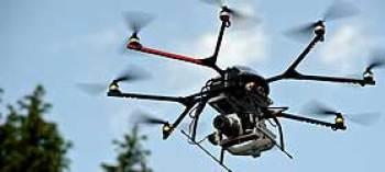 Hacer fotos con drones