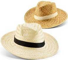 Sombreros Paja Publicitarios
