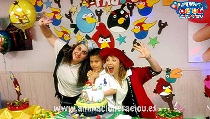 Animaciones infantiles en Zaragoza