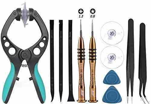 Kit herramientas reparación móviles