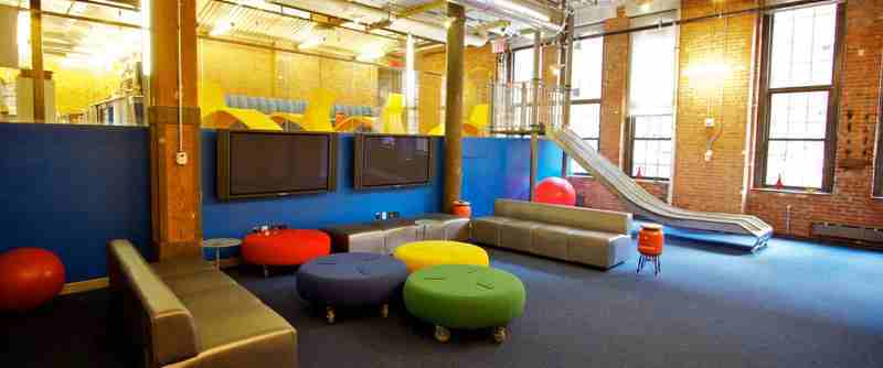 Oficinas centrales de Google