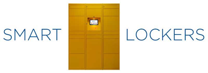 ¿Conoces las famosas Smart Lockers?