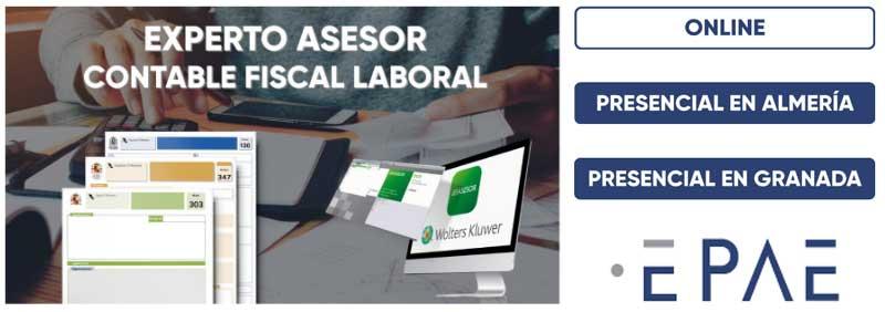 Experto asesor laboral, contable y fiscal