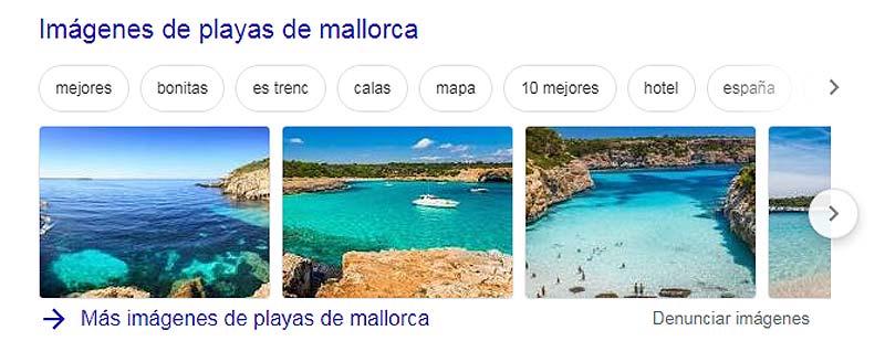 Imágenes playas de Mallorca