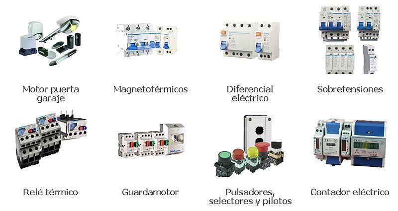 Montar tienda online material eléctrico