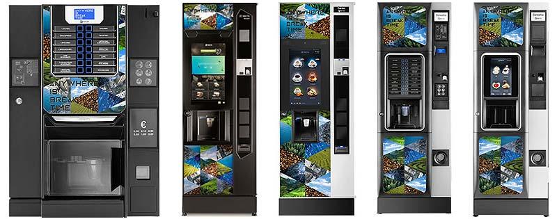 Beneficios máquinas vending