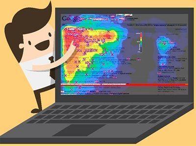 Mapas de calor para vender más con web