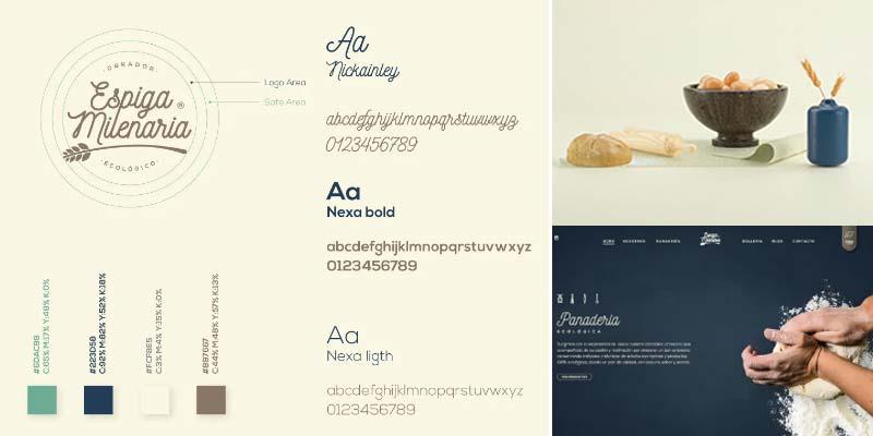 Trabajo de branding desde el concepto