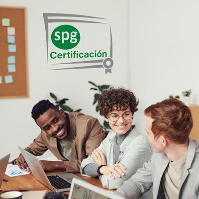 Qué es SPG Certificación