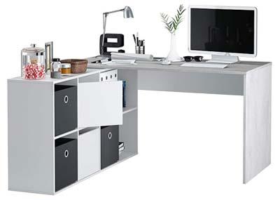 Mesa escritorio para teletrabajar