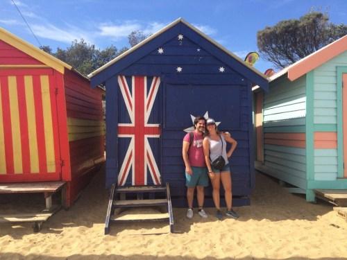 Casas de colores, Melbourne Australia-min