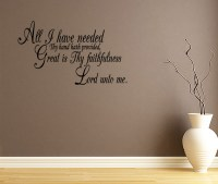 bible verse wall decals | Roselawnlutheran