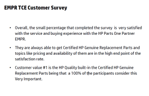 HP-Survey