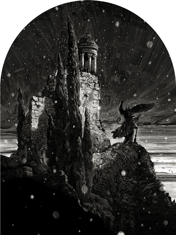 art blog - Nicolas Delort - empty kingdom
