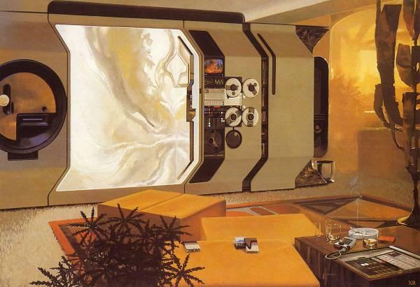 Cassette Futurism Mainframe Chic 70s Retrofuturism