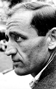 NEAL CASSADY WATCHING OUT FOR THE COPS