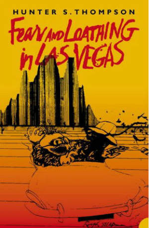 Image result for fear and loathing in las vegas book cover