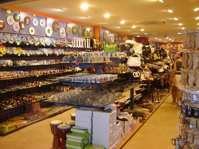 Commerces et magasins dEmpuriabrava