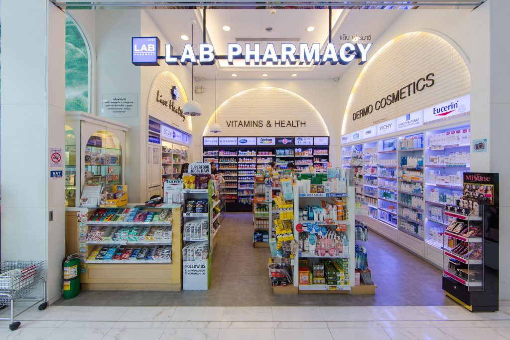 Lab Pharmacy   Emquartier