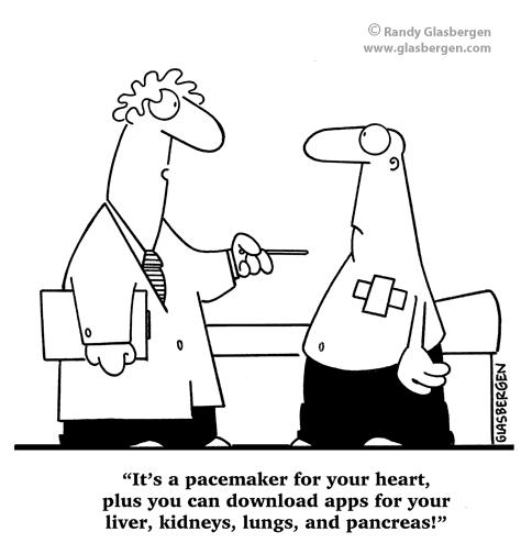 Healthcare IT Humor