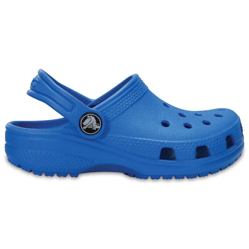 Crocs Kids Classic Clogs Ocean Eastern Mountain Sports