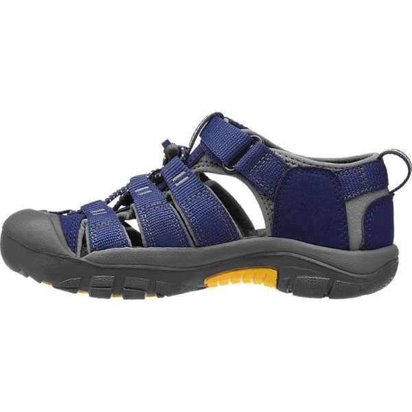 Keen Toddler Newport H2 Sandals Blue Gargoyle