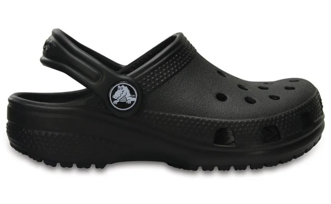 Crocs Kids Classic Clogs Black Eastern Mountain Sports