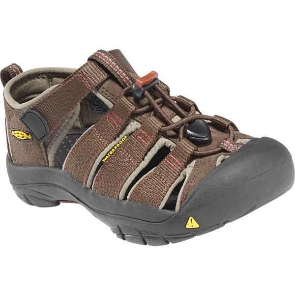 Keen Kids' Newport H2 Sandals Slate Black