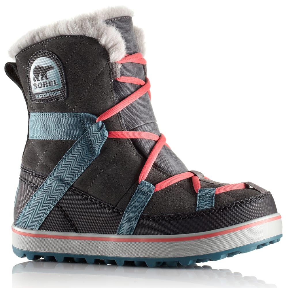 SOREL Womens Glacy Explorer Shortie Boots