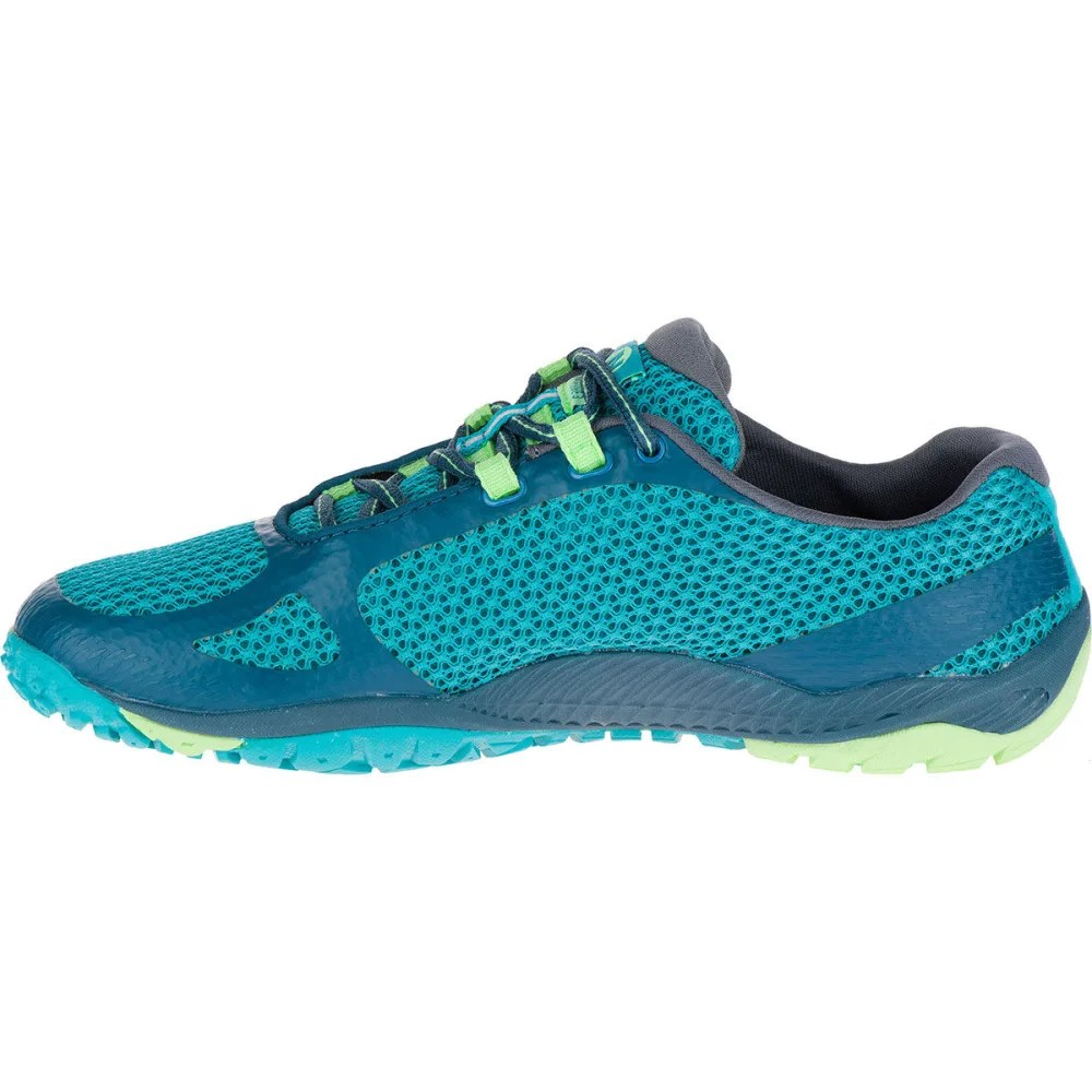 MERRELL Womens Pace Glove 3 Running Shoes Turquoise